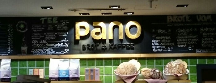 Pano is one of Munich DE.