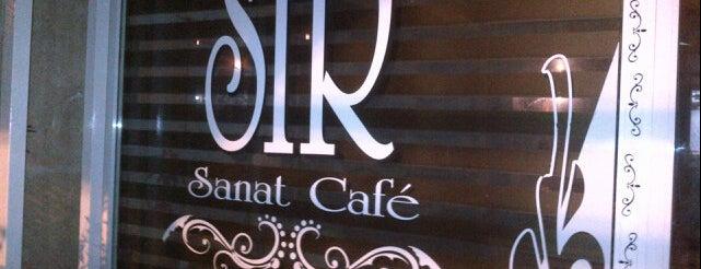 Sır Sanat Cafe is one of Yunus'un Beğendiği Mekanlar.