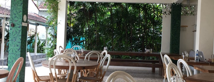 Cassava Bali - Organic Poolside Eatery is one of Bali.