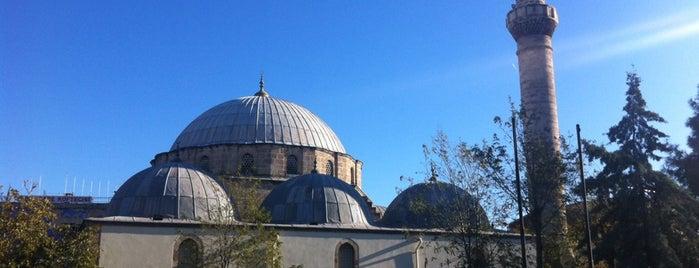 Tekeli Mehmet Paşa Camii is one of Antalya.