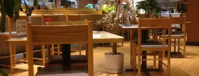 Huku-Ya Japanese Restaurant is one of สถานที่ที่ Christina ถูกใจ.