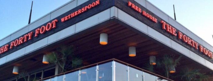 The Forty Foot (Wetherspoons) is one of Pubs - JD Wetherspoon 2.