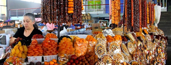 Goum Market is one of G&S Yerevan.