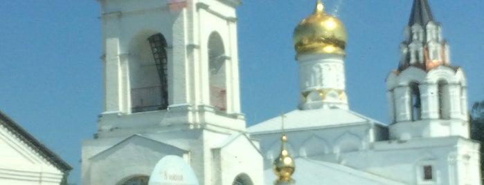 Церковь Дмитрия Солунского is one of Alexey : понравившиеся места.