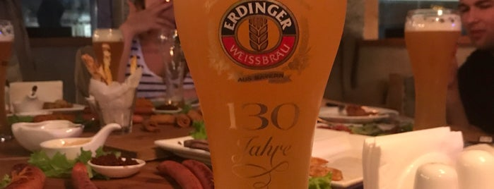 Erdinger is one of Tbilisi.