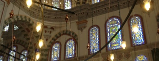 Mezquita de Fatih is one of Istanbul City Guide.