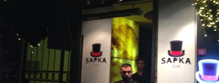 CLUB ŞAPKA is one of TempKğ.