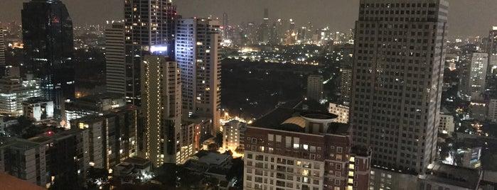 Brewski Rooftop Bar is one of Lugares guardados de Andrey.