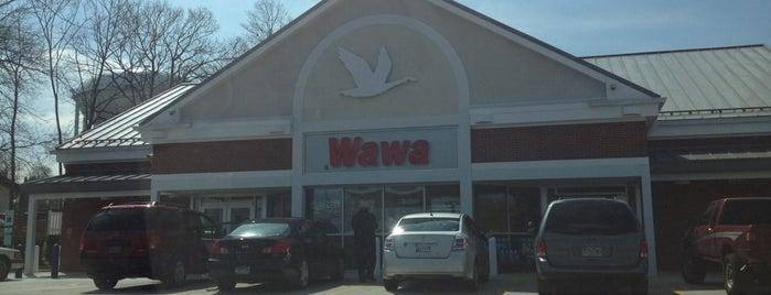 Wawa is one of สถานที่ที่ Bart ถูกใจ.