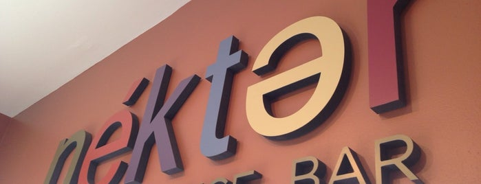 Nekter Juice Bar is one of home: san diego.