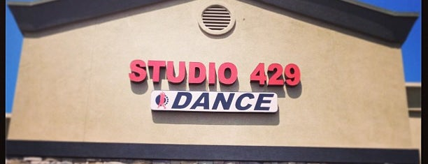 Studio 429 Dance Center is one of ¡Dance!.