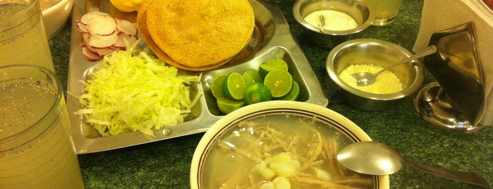 Al Pozole is one of Los #BBBdeTazy en comida.