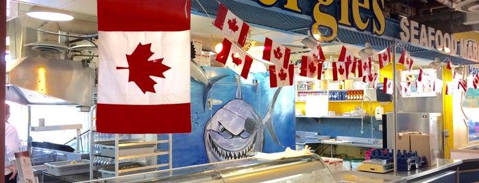 Fergies Fish n' Chips is one of Winnipeg.