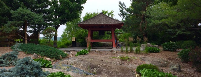 Enger Park Japanese Garden is one of Up North.
