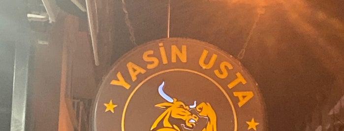 Yasin Usta Tantuni is one of สถานที่ที่บันทึกไว้ของ Emre.