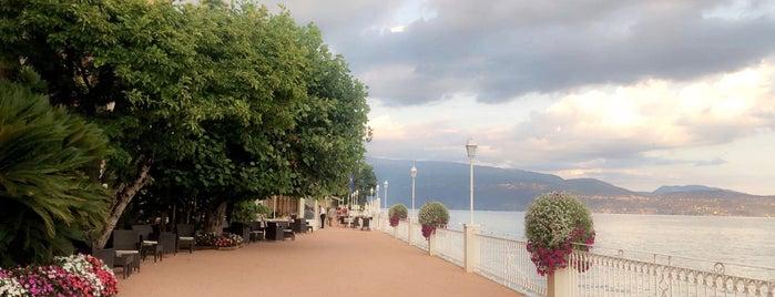 Gardone Riviera is one of Località del Garda.
