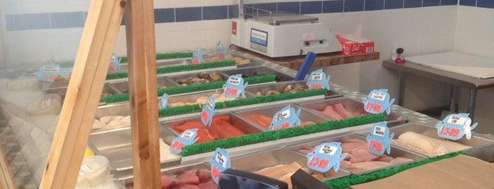 Brighton Fish Company is one of Allston/Brighton.