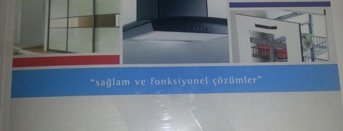 Akkaya Aksesuar Gereçleri İMALATHANE ,DEPO VE OFİSİ is one of Vazgeçilmez adreslerim.