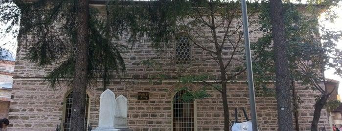 Ertuğrul Bey Camii is one of Osmangazi | Spiritüel Merkezler.