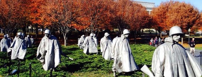 Korean War Veterans Memorial is one of America Road Trip!.