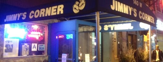 Jimmy's Corner is one of New York by Locals.