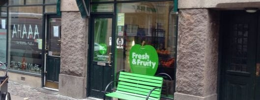 Fresh & Fruity is one of Copenhagen by Locals.