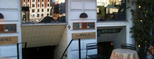 La Pétanque is one of CPH.