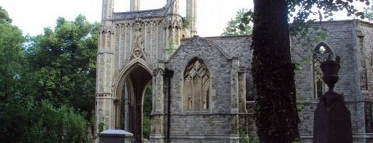 Nunhead Cemetery is one of London by Locals.