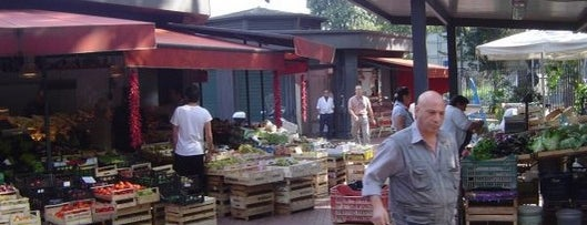 Mercato Dei Parioli is one of Rome by Locals.