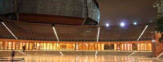 Auditorium Parco della Musica is one of Rome by Locals.