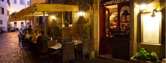 Il Bacaro is one of Rome by Locals.