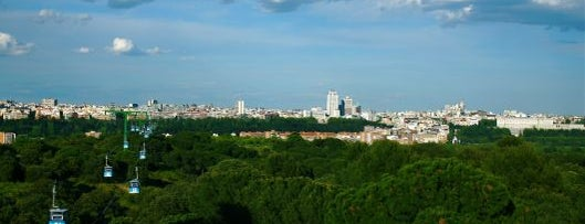 Parque teleferico is one of Madrid by Locals.