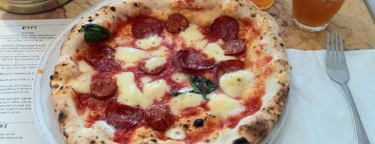 Franco Manca is one of Orte, die Ralph gefallen.