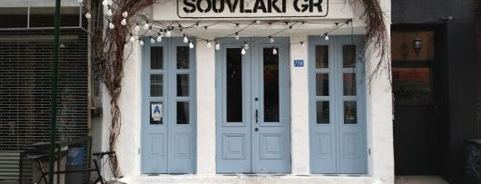 Souvlaki GR is one of New York by Locals.