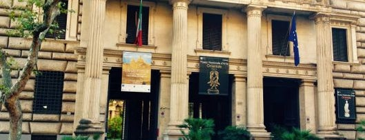 "Museo Nazionale d'Arte Orientale ""G. Tucci"" is one of Rome by Locals."