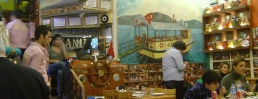 Takanik Balık is one of Istanbul by Locals.