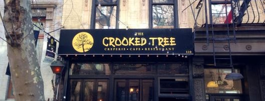 Crooked Tree is one of New York by Locals.