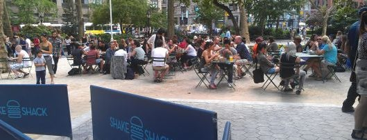 Shake Shack is one of New York by Locals.