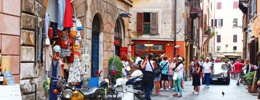 Via del Governo Vecchio is one of Rome by Locals.