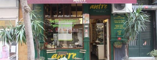 Antre Gourmet Shop is one of Istanbul by Locals.