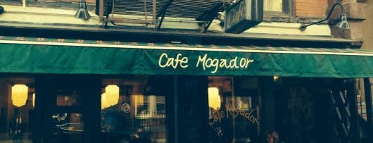 Cafe Mogador is one of New York by Locals.