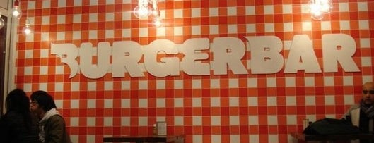 Burger Bar is one of Lieux sauvegardés par Denis.