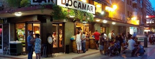 Docamar is one of Madrid by Locals.