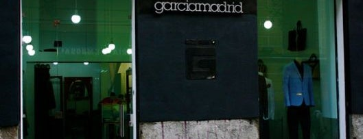 Garcia Madrid is one of Posti salvati di Ruben.