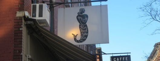 Mermaid Oyster Bar is one of New York by Locals.