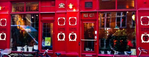 Palæ Bar is one of Copenhagen by Locals.