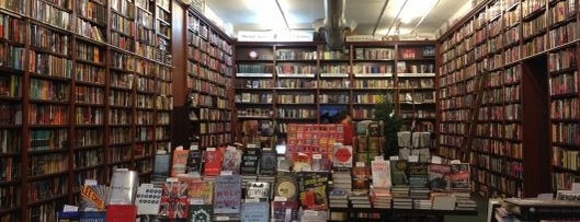 The Mysterious Bookshop is one of New York by Locals.