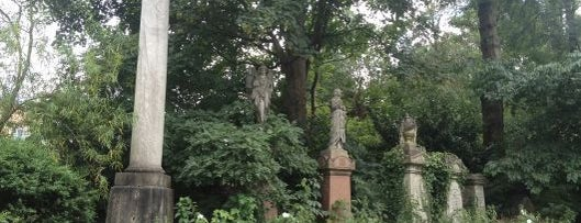 Abney Park Cemetery is one of London by Locals.