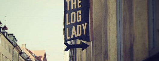 The Log Lady is one of my todos - Bars.