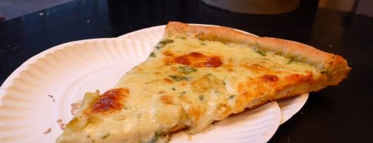 Artichoke Basille's Pizza is one of New York by Locals.
